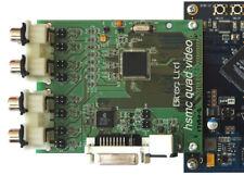 Bitec Quad Video HSMC Quad Video Daughter Card for FPGA Terasic/Altera Boards