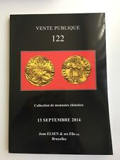 JEAN ELSEN COIN AUCTION CATALOG VENTE PUBLIQUE 122 SEP 2014 ANCIENT WORLD MEDALS