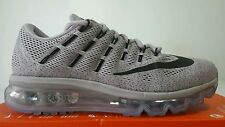 NIKE AIR MAX 2016 WMNS GLICINE BAFFO NERO N.40 NEW COLOR RUNNING 97 NEW OKKSPORT