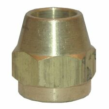 """Lasco 1/4"""" Flare Nut (Brass), 17-4111"""