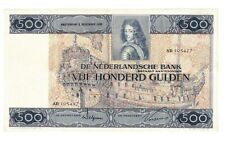 Netherlands  500 guldens 1930 (Reproduction Reprint Copy Pick#52a)  328