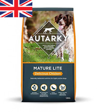More details for autarky hypoallergenic mature lite delicious chicken dry dog food for senior ...