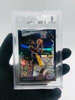 2002-03 Topps Chrome Black Refractor Kobe Bryant /99 BGS 9 (2 x 9.5 subs) #21