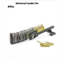 Speedloader for Rifle Magazine Universal 223 556 308 762x39 Hunt Gun Ruger Colt