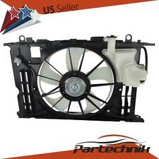 Radiator Condenser Cooling Fan Assembly FIT 14-16 Toyota Corolla TO311518