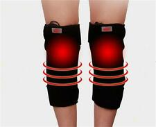 1Pair Magnetic Self Heating Kneepad Therapy Knee Support Tourmaline Kneecap