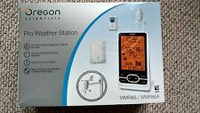 Backyard Pro Wireless Weather Station WMR86 by Oregon Scientific