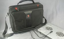WENGER SWISS ARMY Laptop Shoulder Bag Messenger case with TARGUS cooling pad