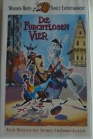 Die fruchtlosen Vier | von Warner Bros. - VHS gebraucht