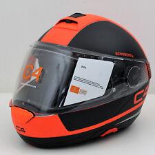 Original Schuberth C4 Legacy Orange Motorradhelm Helmet Helm Gr. 58/59 L NEU