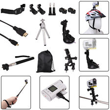 Accessories Suction Seatpost Monopod f Sony Action Cam HDR-AS15/20/AS30V/AS100V