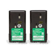2x 1800mAh KNB-15A Battery for KENWOOD TK260G TK360G TK272G TK372G TK2100 TK3100