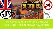 Impossible Creatures Steam Edition Steam key NO VPN Region Free UK Seller