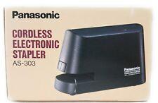 Panasonic Cordless Electronic Stapler AS-303