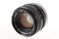 CANON FD 50mm f/1,4 S.S.C. - SNr: 714504