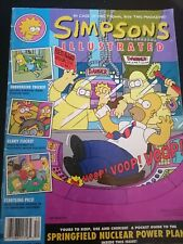 The Simpsons Illustrated Summer 1991