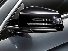 MERCEDES AMG Edizione 1 Gloss Black TAPPI SPECCHIO COPRE W204 C Classe W176 Classe A