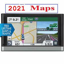 Garmin nuvi 2597Lmt Automotive Mountable gps 2021 maps updated free maps & traff