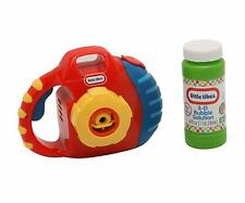 Little Tikes Bubble Camera w/3-D Bubble Solution - Free Shipping