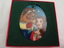 1997 Disney Beauty and the Beast Ornament The Enchanted Christmas  NIB