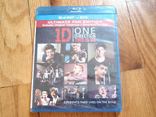 1D ONE DIRECTION THIS IS US ULTIMATE FAN EDITION BLU-RAY & DVD NEW HARRY STYLES