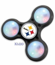 NFL Pittsburgh Steelers LED Light Fidget Spinner 100%Licensed-in Stock