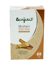 Banjara's 15 Minutes Face Pack Multani Mitti (Fuller's earth) with Sandal 100 gm