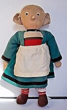 """Vintage Georgene Averill """"Bécassine"""" French Comic Character Cloth Doll 15"""""""