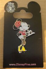 """Disney Minnie Mouse in Leopard Pants-""""Forever Fabulous"""" Pin # 102827 New on Card"""