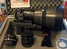 Novoflex Obiettivo Tamron 2,8/300 mm Obiettivo schnellschuß ADAPTAL Nikon! Top! GARANZIA