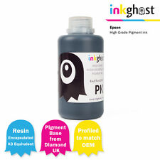 Resin Encapsulated Pigment Ink 250ml compatible with Epson 3880, T5801 - T5809