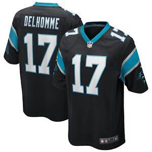 Carolina Panthers Jake Delhomme #17 Nike Men's NFL Game Retired Player Jersey