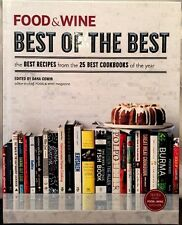 2013 FOOD & WINE Best of the Best: The Best Recipes from the 25 Best Cookbooks