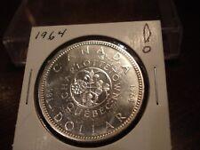 1964 - Canada $1 - Canadian silver dollar