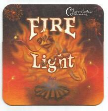 15 Fire Light Beer Chameleon Brewing Beer Coasters