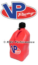 VP Racing Red Square 5 Gallon Race Gas Alcohol Diesel Can Fuel Jug Circle Track
