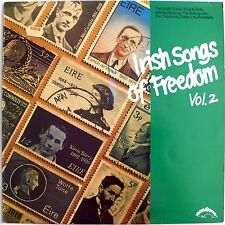 LP- Irish Songs Of Freedom Vol.2- Dolphin DOLS 2008 Ireland Import- Rare