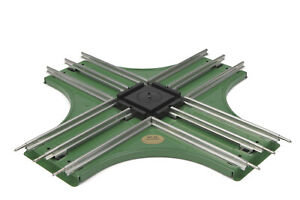 MTH Standard Gauge 90 Degree Crossing 10-4006