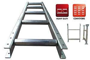 Industrial Saw Conveyor or Packing Station Conveyor- In Various Widths