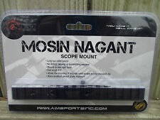 """NEW AIM sports 6.5"""" Mosin Nagant scope MOUNT for 91/30, M44, M38, Chinese 53"""