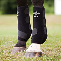 Professionals Choice SMB II Horse Medicine Boots Black All Sizes Tack