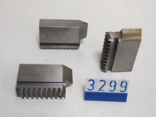 3 chuck jaws for lathe(3299)