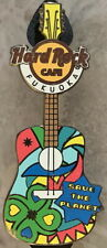 "Hard Rock Cafe Fukuoka 2013 Groovy Mantra Guitar Series Pin "" Stp "" - #72146"