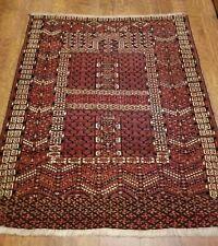 Antique Rug TurkmenTekke Ensi last qtr 19th