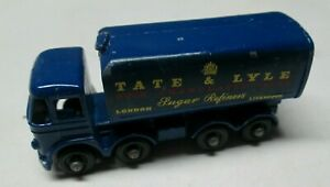 Vintage 1960's Matchbox #10 Foden Sugar Truck Very Nice Condition No Reserve