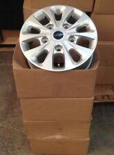 "4 X GENUINE 16"" Ford Transit MK8 2014 - 2018 Alloy Wheels Boxed (1)"