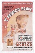 Monaco - Chip Phonecard - MF26 - 5e Rampe du Cirque - Used/Usagée