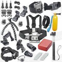 Accessories Set Kit Tripod Mount for Gopro hero8 7 6 5 4 3+/Xiaomi Yi /EKEN H9R