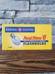 GE Flashbulbs - Class FP Standard-160 GN - New Old Stock 10 bulbs