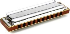 More details for hohner  marine  band  harmonica  diatonic  12 keys to choose from